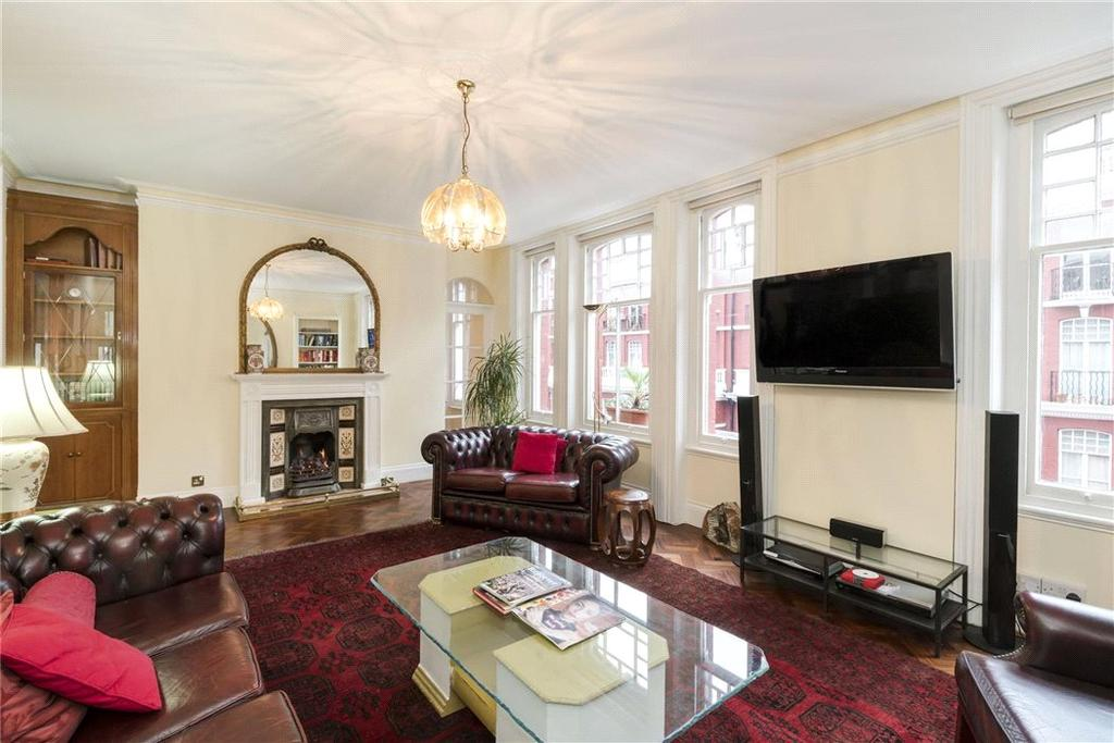 4 Bedrooms Flat for sale in Oxford Cambridge Mansions, Transept Street, London, NW1