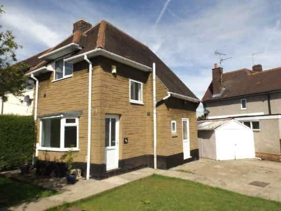 3 Bedrooms End Of Terrace House for sale in Audrey Crescent, Mansfield Woodhouse, Nottinghamshire, NG19