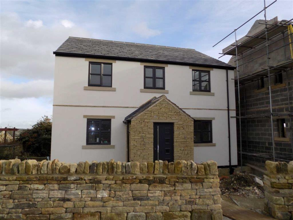 5 Bedrooms Detached House for sale in Hill Top Farm, Thornhill, WF12