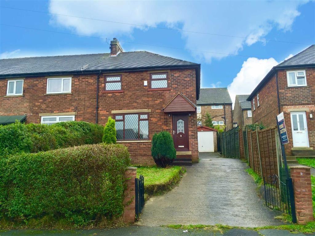 3 Bedrooms Terraced House for sale in Bridley Drive, Slaithwaite, Huddersfield, HD7