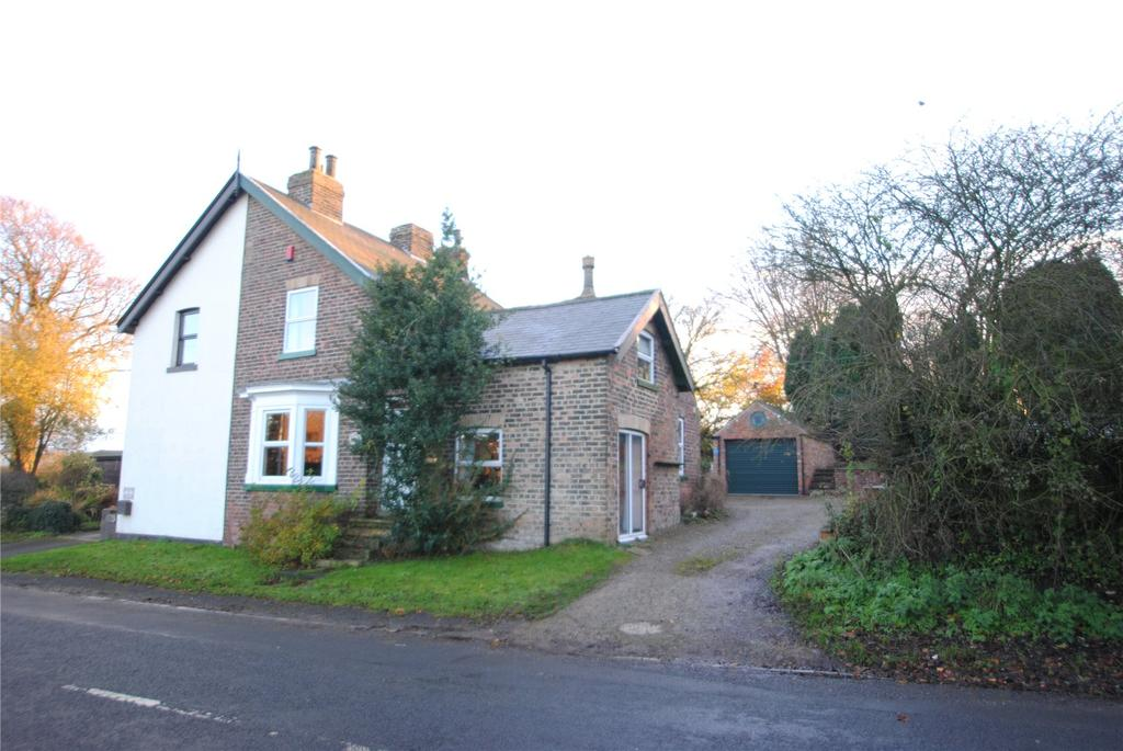 3 Bedrooms Semi Detached House for sale in Ropery House, Stockton Road, Castle Eden, TS27