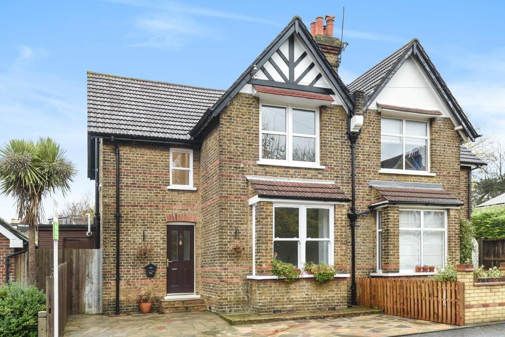 2 Bedrooms Semi Detached House for sale in Blakeney Avenue, Beckenham, BR3