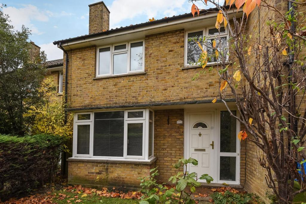 3 Bedrooms Terraced House for sale in Rathmell Drive, Clapham, SW4