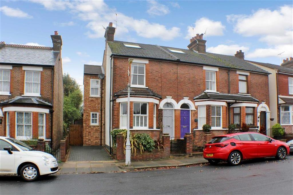 3 Bedrooms Terraced House for sale in Warwick Road, St Albans, Hertfordshire