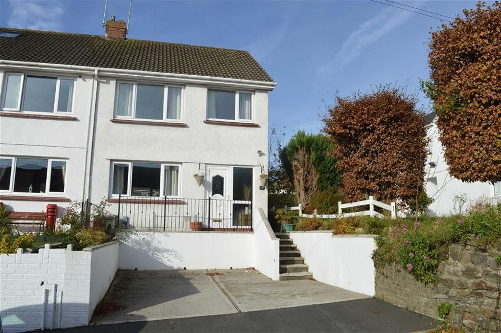 3 Bedrooms Semi Detached House for sale in Fairwood Road, Dunvant, Swansea