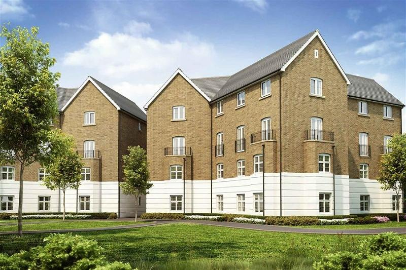 2 Bedrooms Flat for sale in The Lydstep, Lysaght Village, Newport, Gwent. NP19 4AL