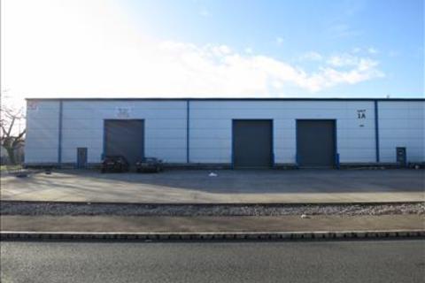 Industrial unit to rent - Hepworth Park, Coedcae Lane Industrial Estate, Pontyclun, Llantrisant, CF72