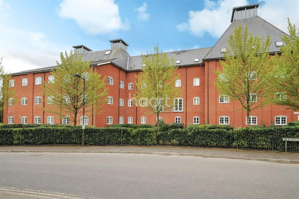 2 Bedrooms Flat for sale in Old Maltings Approach , Melton