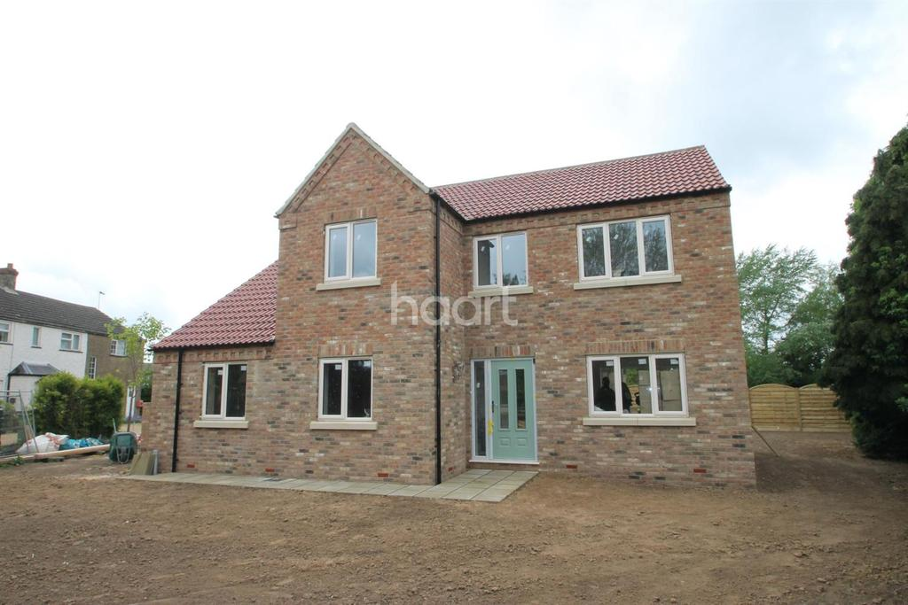4 Bedrooms Detached House for sale in Guyhirn
