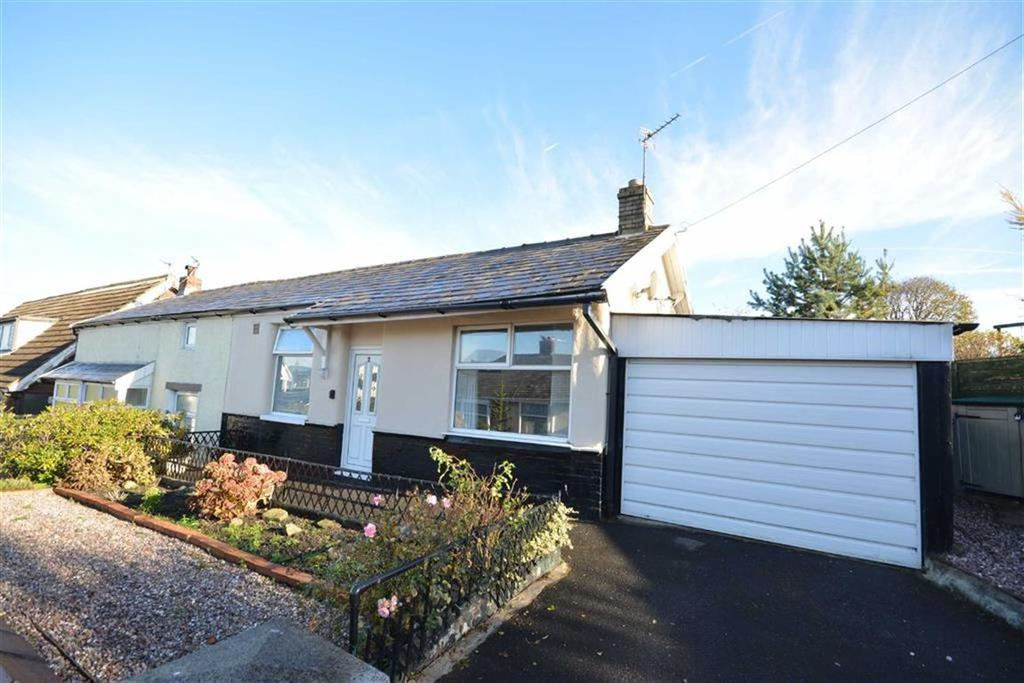 2 Bedrooms Semi Detached Bungalow for sale in Talbot Avenue, Clayton Le Moors, Lancashire, BB5