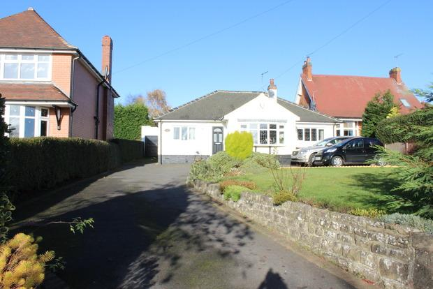 3 Bedrooms Bungalow for sale in Old Newark Road, Mansfield, NG18