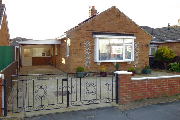 2 Bedrooms Bungalow for sale in George Street, Mablethorpe, Lincolnshire, LN12