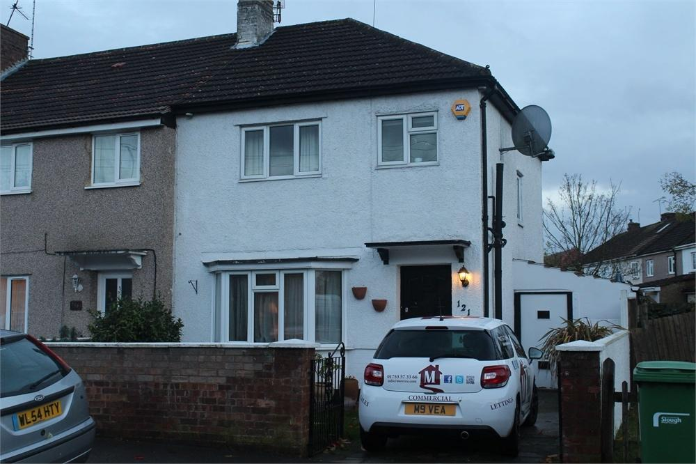 3 Bedrooms End Of Terrace House for sale in Waterbeach Road, Slough, Berks