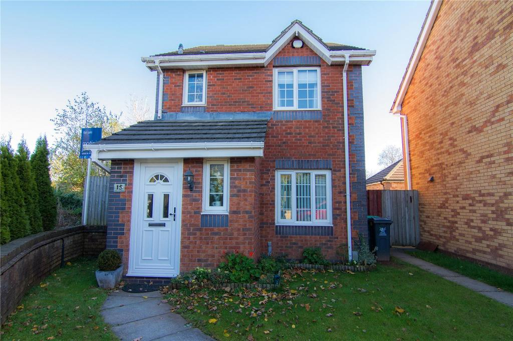 3 Bedrooms Detached House for sale in Lascelles Drive, Pontprennau, Cardiff, CF23