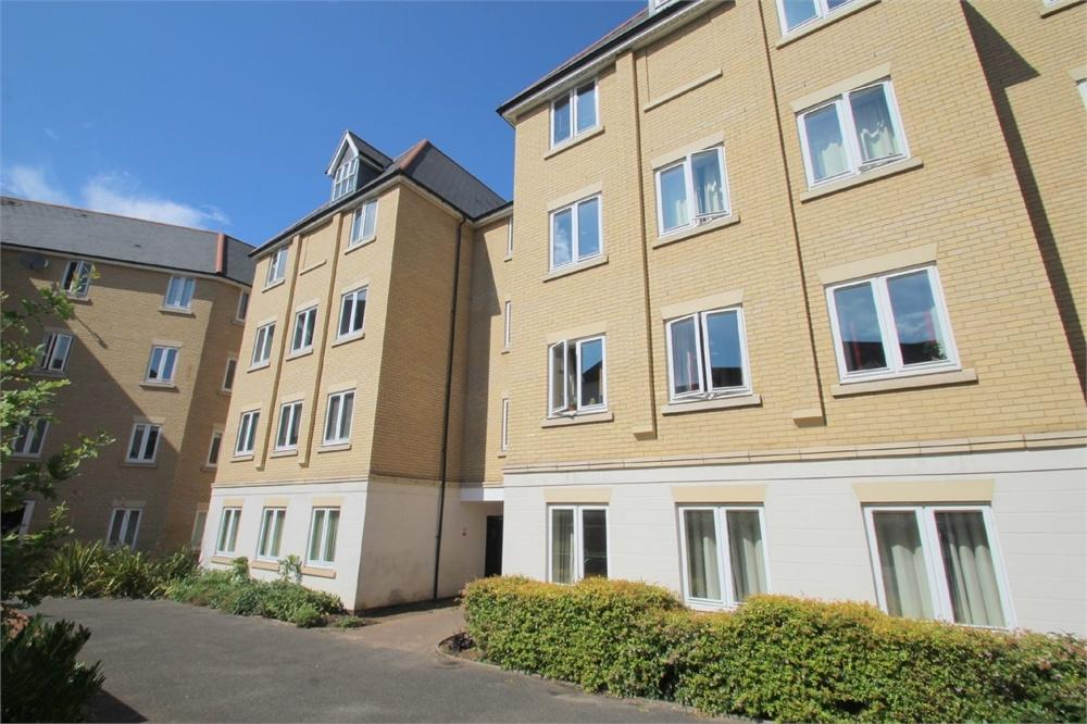 3 Bedrooms Flat for sale in Henry Laver Court, COLCHESTER, Essex