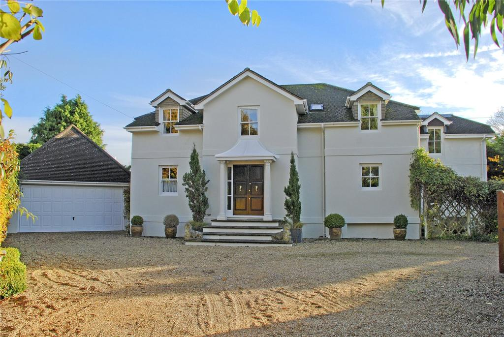 4 Bedrooms Detached House for sale in Kings Saltern Road, Lymington, Hampshire, SO41