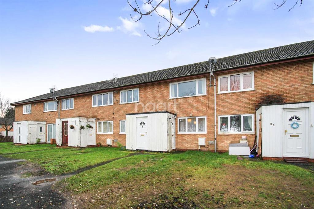 2 Bedrooms Flat for sale in Stantonbury