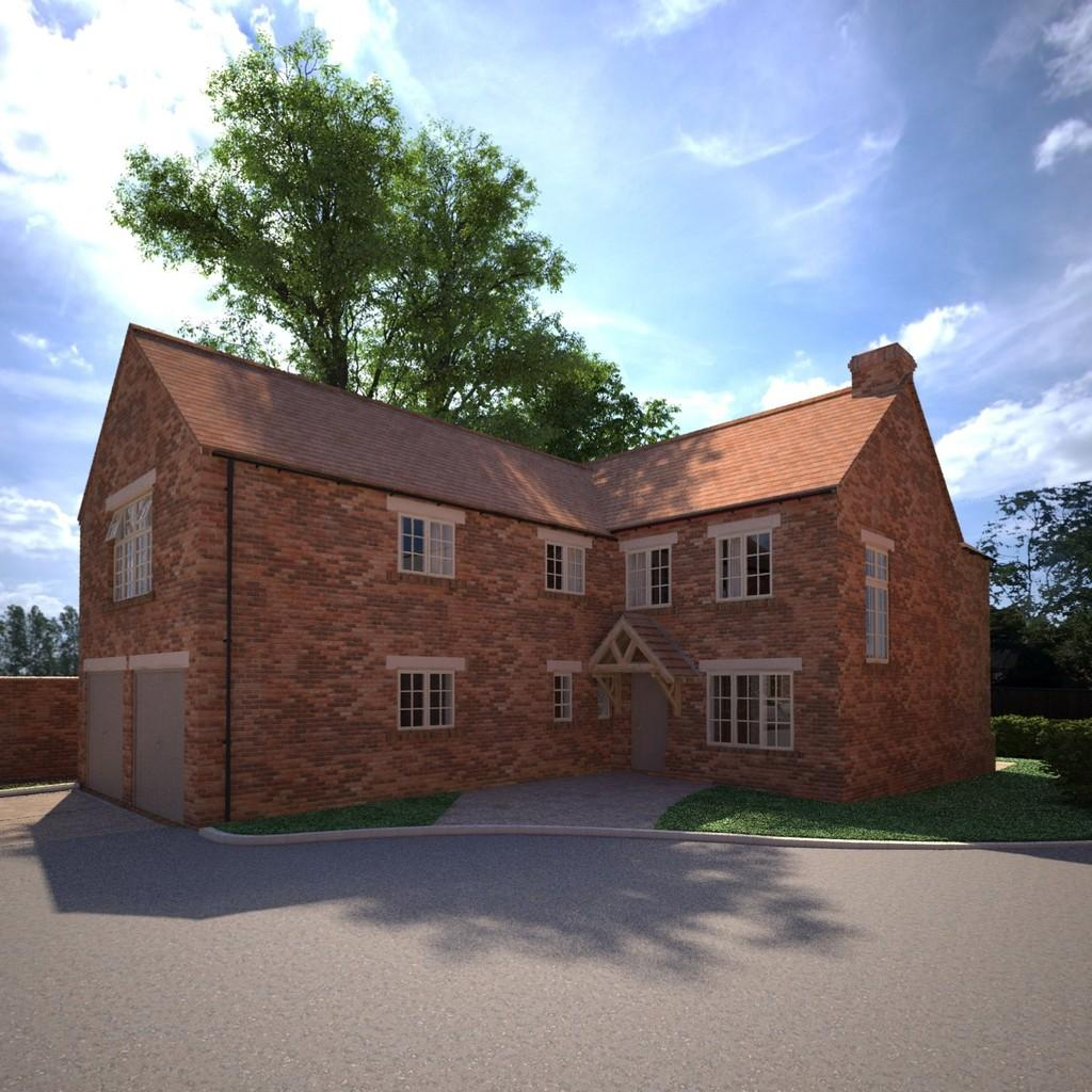 4 Bedrooms Detached House for sale in Willow Bank, Andrews Lane, Shipston On Stour