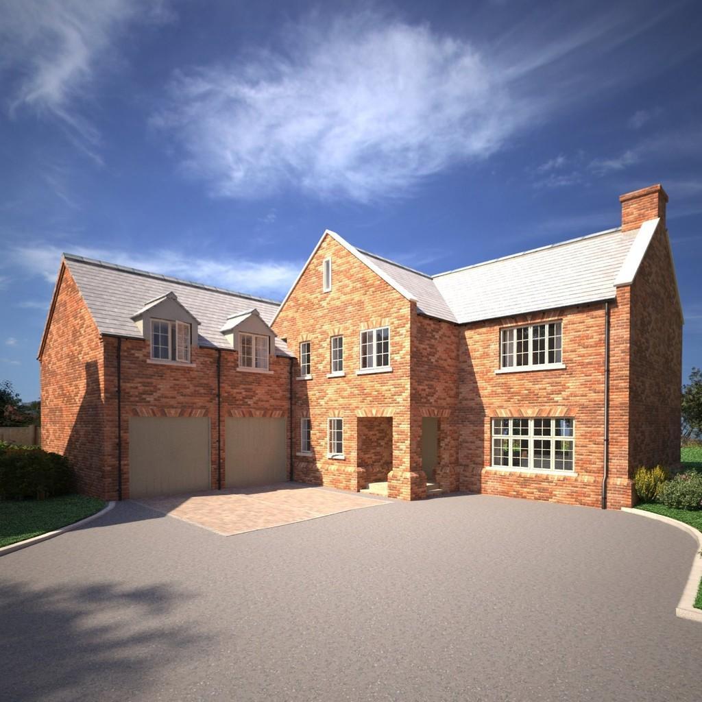 5 Bedrooms Detached House for sale in Farm End, Andrews Lane, Willington