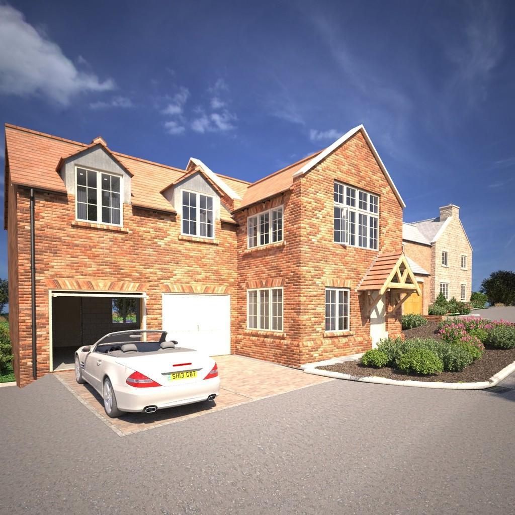 4 Bedrooms Detached House for sale in Church View, Andrews Lane, Willington, Shipston On Stour