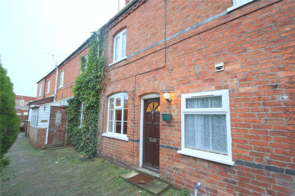 3 Bedrooms Terraced House for sale in Slea Cottages, Sleaford, Lincolnshire, NG34
