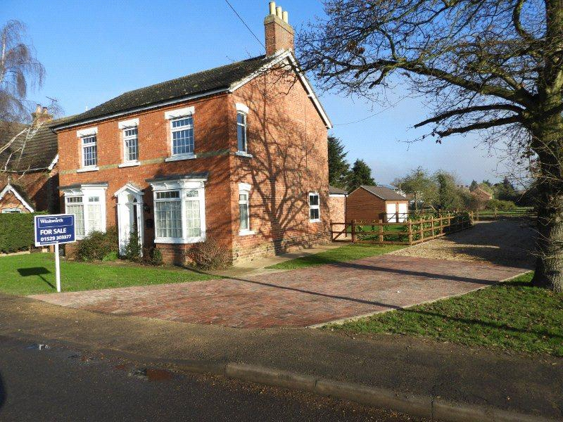 4 Bedrooms Detached House for sale in Pointon Road, Billingborough, Sleaford, NG34