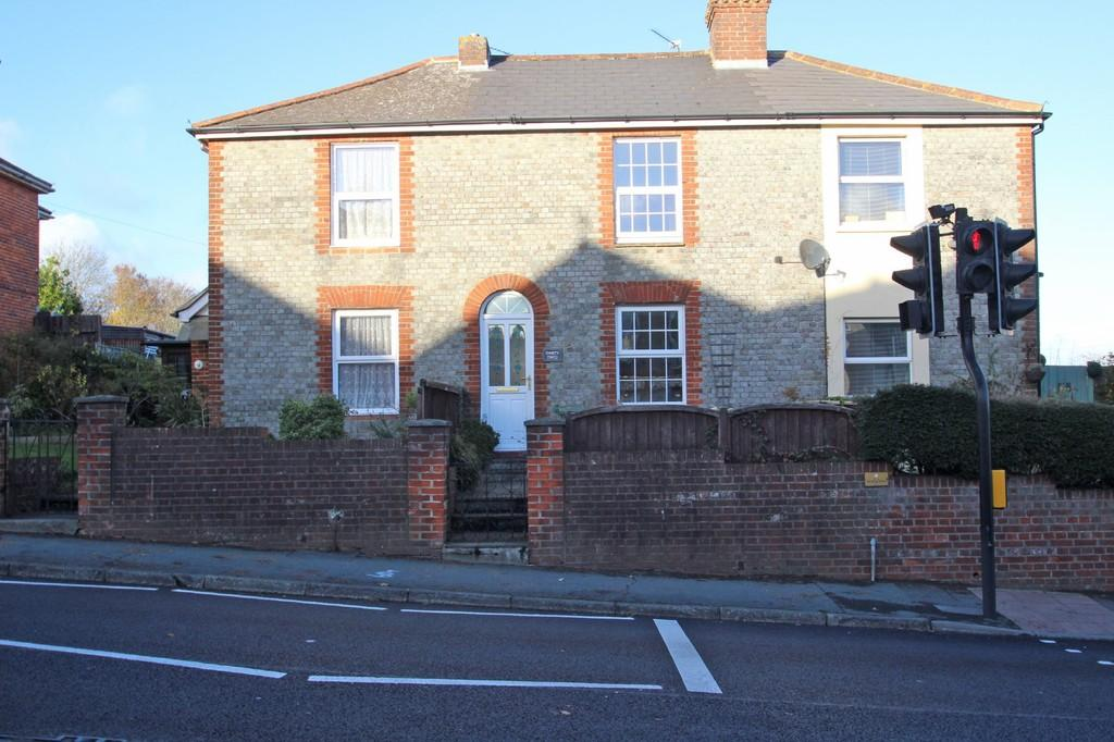 2 Bedrooms Terraced House for sale in High Street, Wootton Bridge