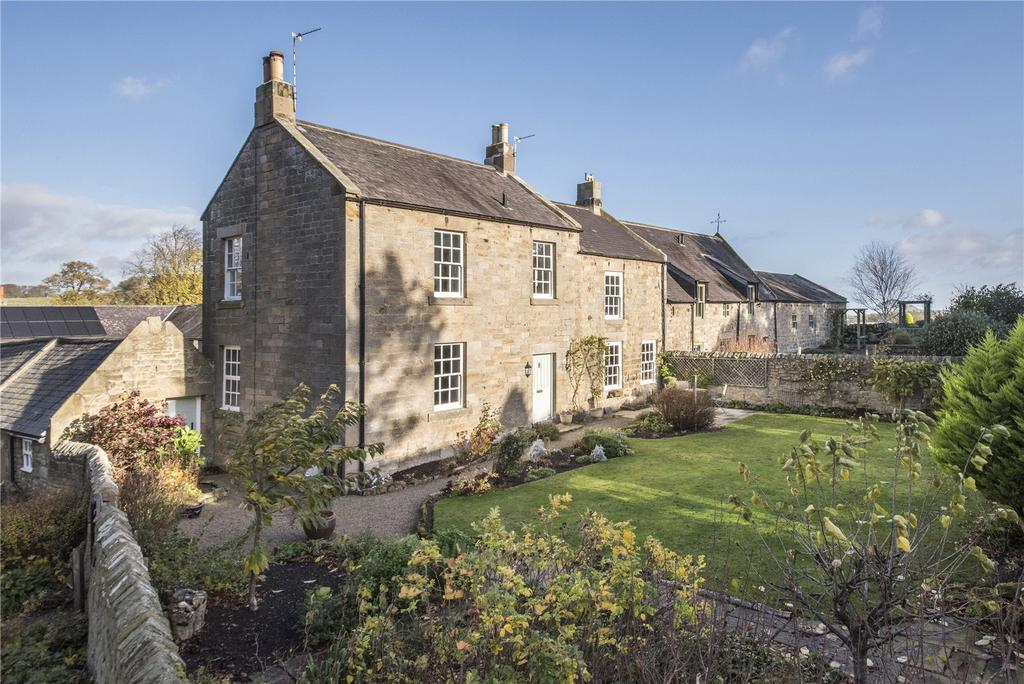 3 Bedrooms Semi Detached House for sale in Stanton, Morpeth, Northumberland