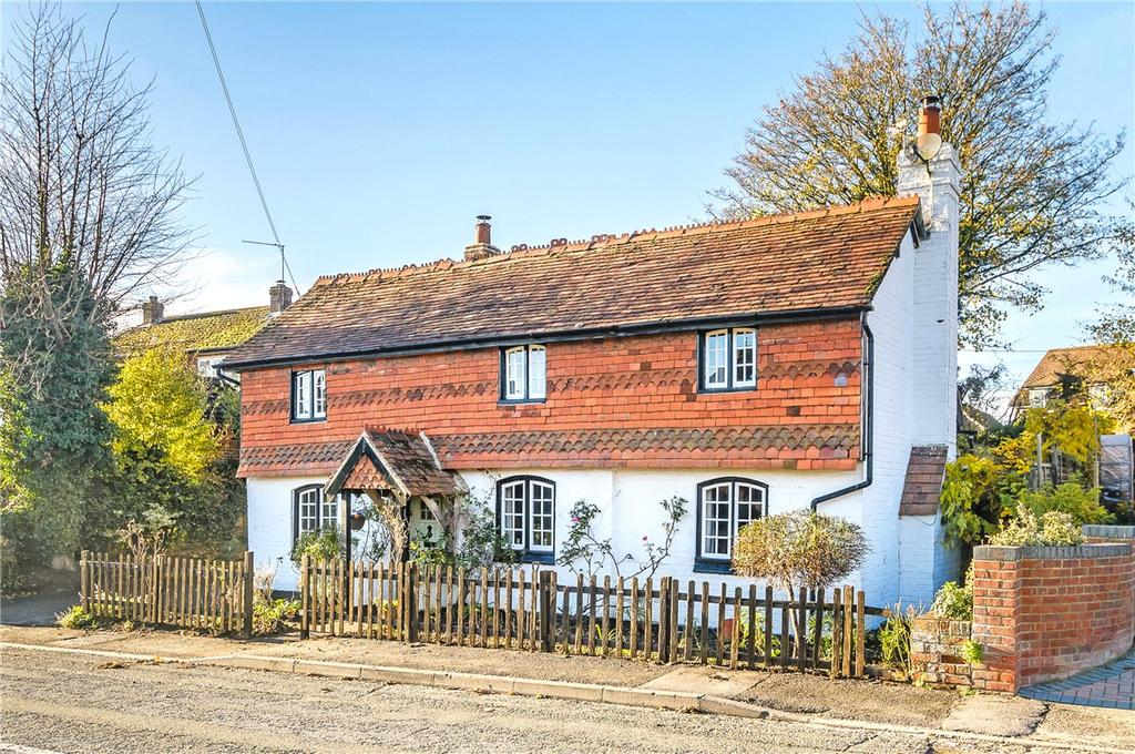 4 Bedrooms Detached House for sale in Worlds End, Beedon, Newbury, Berkshire, RG20