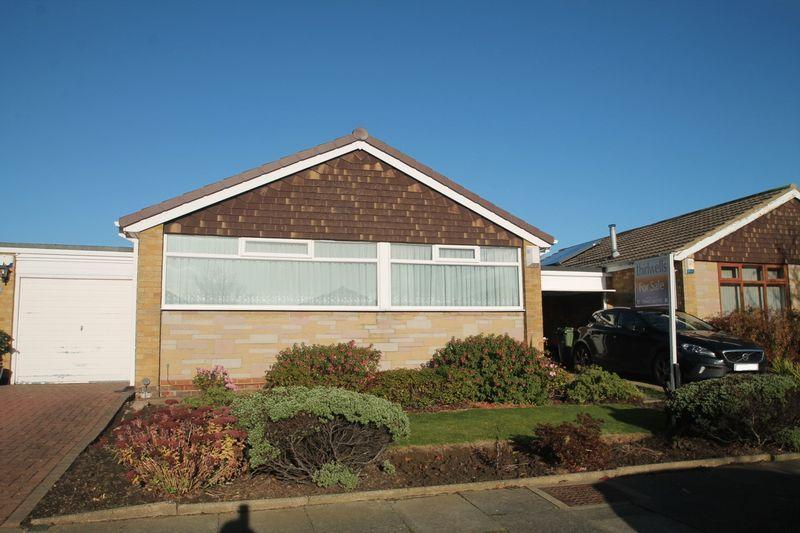 2 Bedrooms Detached Bungalow for sale in Wingate Avenue, Billingham