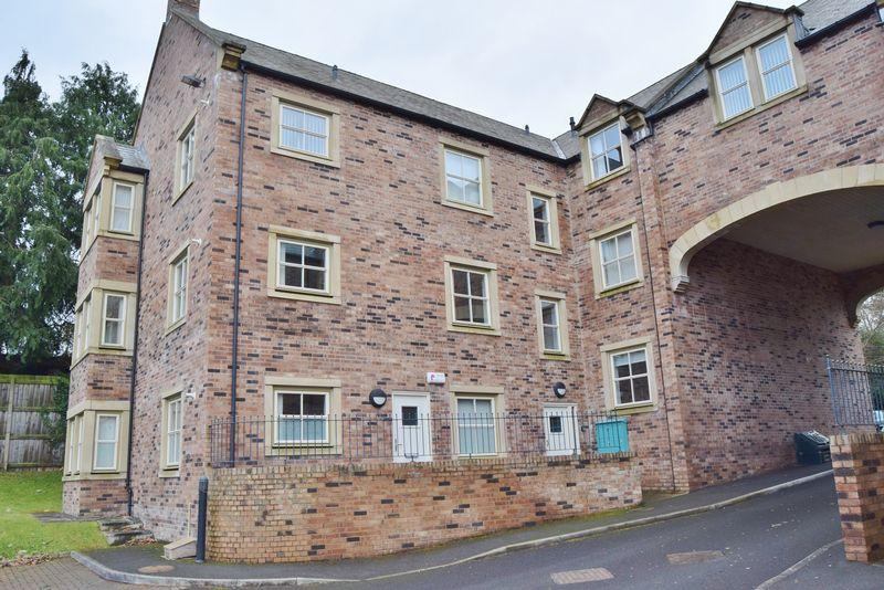 2 Bedrooms Apartment Flat for sale in Long Close, Hexham