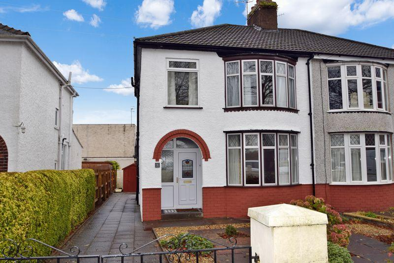 3 Bedrooms Semi Detached House for sale in Llantarnam Close, Cwmbran