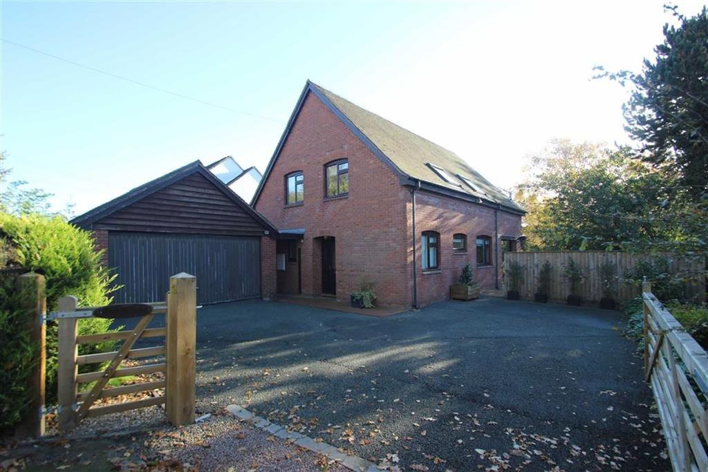 4 Bedrooms Detached House for sale in Hergest Road, Kington, Kington, Herefordshire