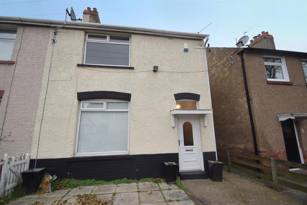 2 Bedrooms Semi Detached House for sale in Uplands, Monkseaton