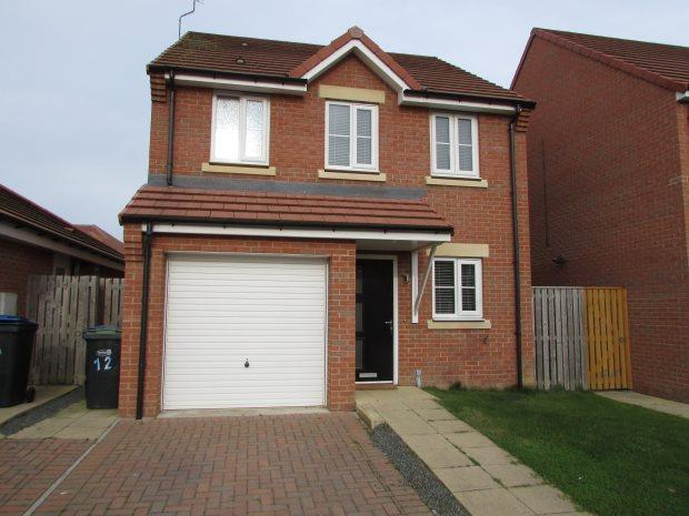 3 Bedrooms Detached House for sale in RUSHYFORD DRIVE, CHILTON, SPENNYMOOR DISTRICT