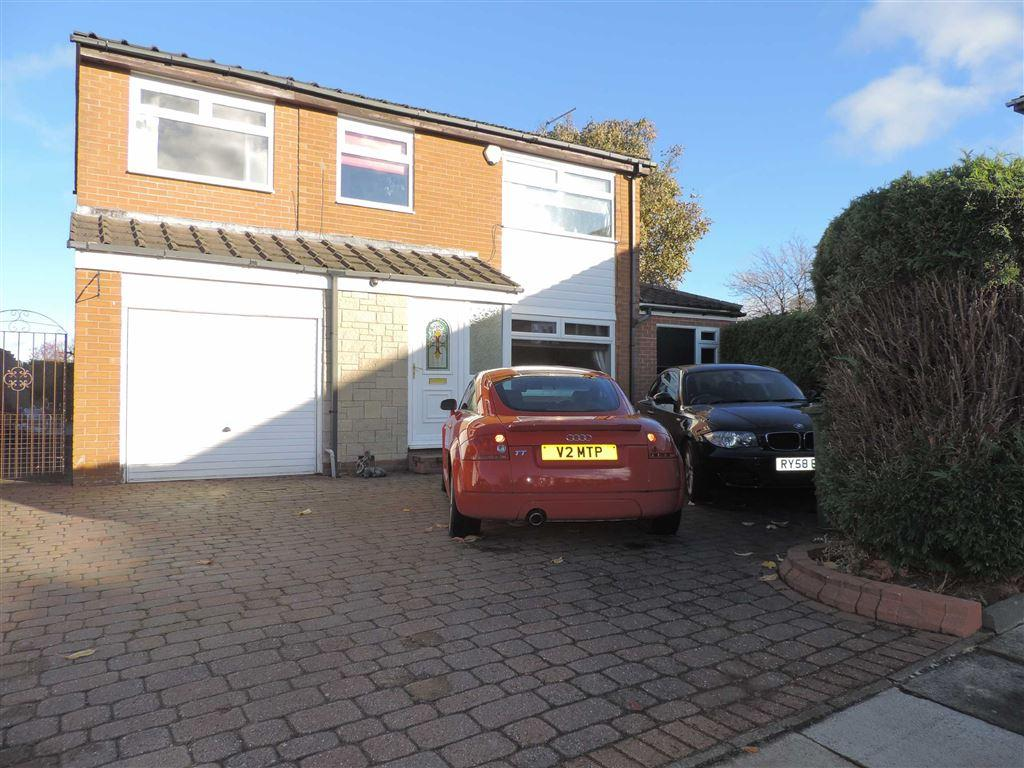 4 Bedrooms Detached House for sale in L'arbre Crescent, Whickham, Newcastle Upon Tyne
