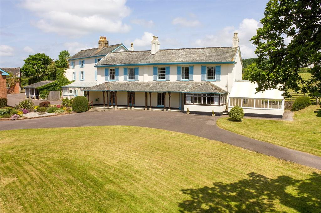 13 Bedrooms Detached House for sale in Tedburn St. Mary, Exeter, Devon