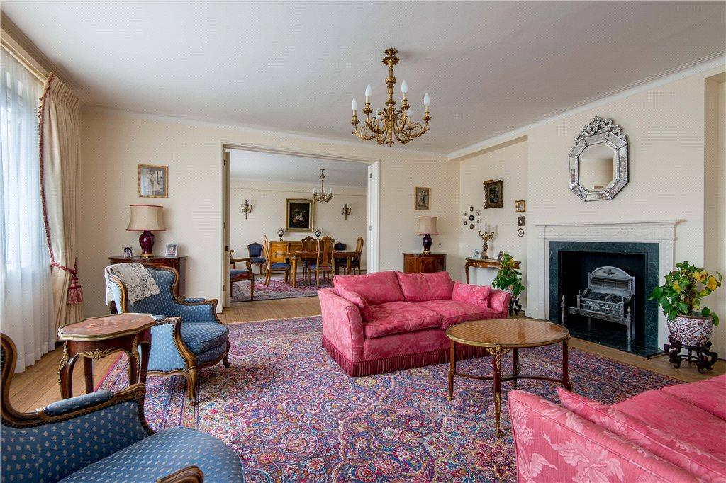 5 Bedrooms Apartment Flat for sale in Avenue Close, Avenue Road, London, NW8