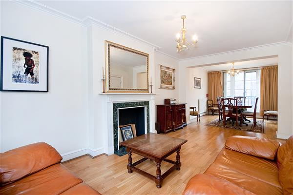 4 Bedrooms Maisonette Flat for sale in MERTOUN TERRACE, MARYLEBONE, W1