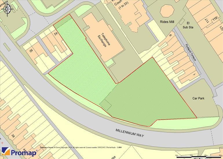 Plot Commercial for sale in Land At Millennium Way, Wood Street, Sheerness, Kent, ME12 1UA