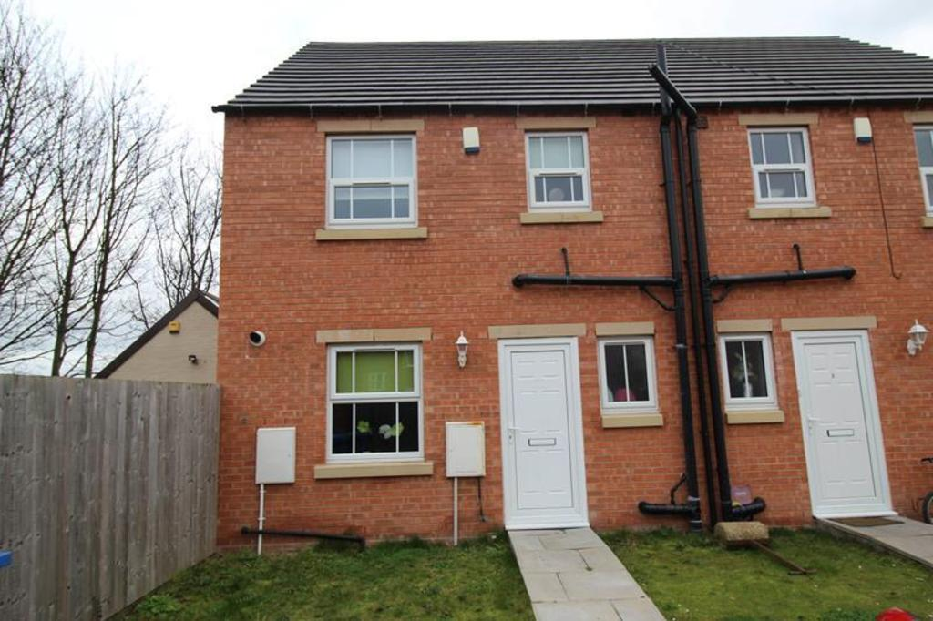 3 Bedrooms Town House for sale in 1 Rope Walk, Worksop