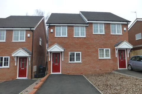 2 bedroom semi-detached house to rent - Ellowes Road, Dudley