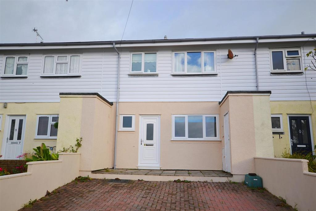 3 Bedrooms Terraced House for sale in Kilgetty