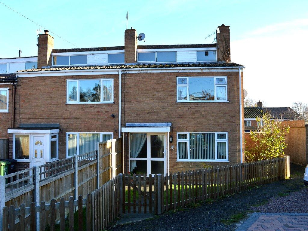 3 Bedrooms End Of Terrace House for sale in Pershore WR10