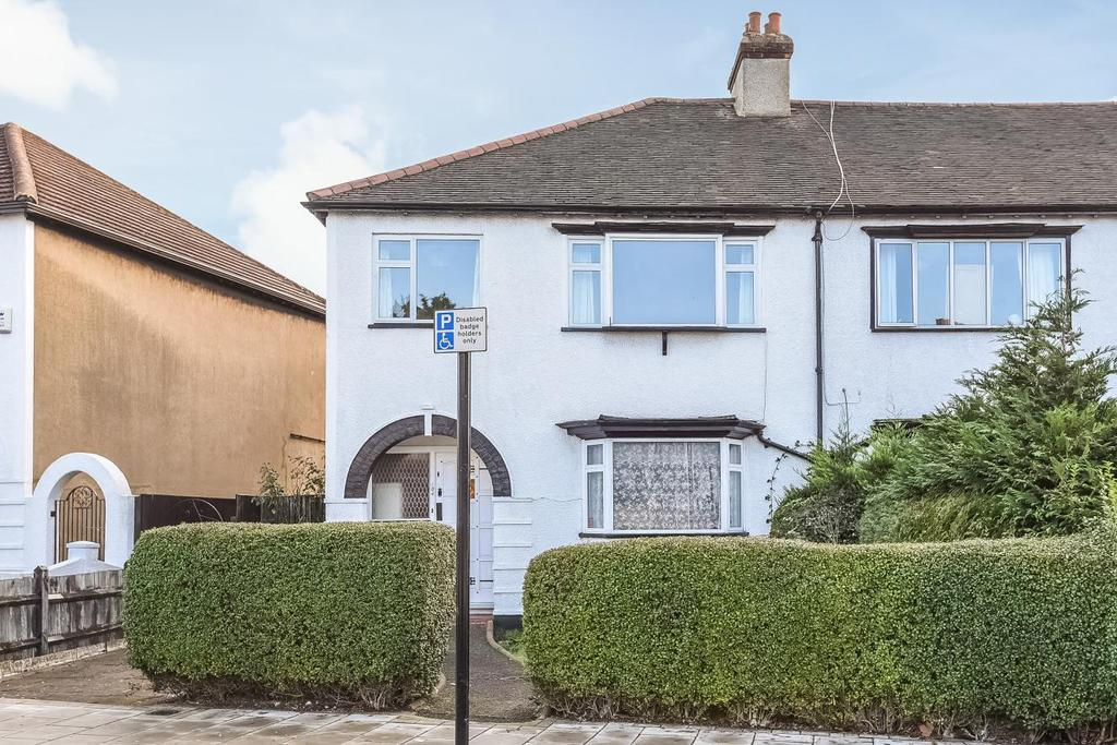 3 Bedrooms Semi Detached House for sale in Strathbrook Road, Streatham, SW16