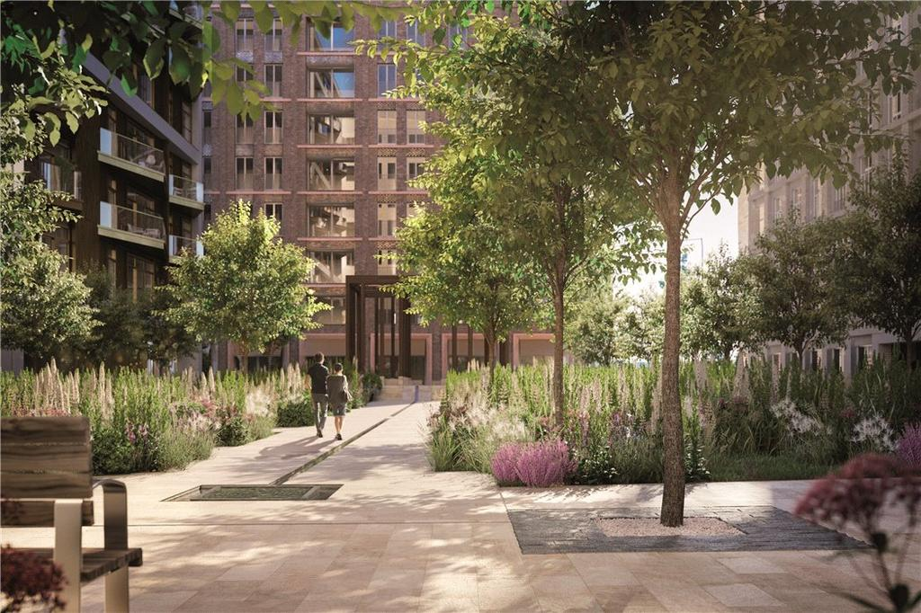2 Bedrooms Flat for sale in Fenman House, King's Cross, London, N1C