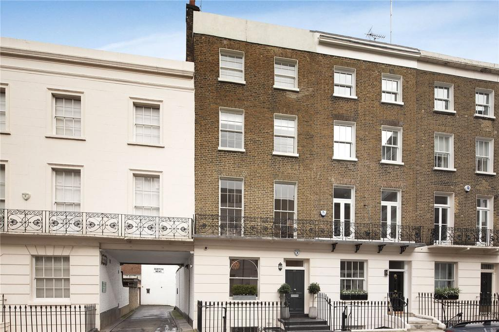5 Bedrooms Terraced House for sale in South Eaton Place, Belgravia, SW1W