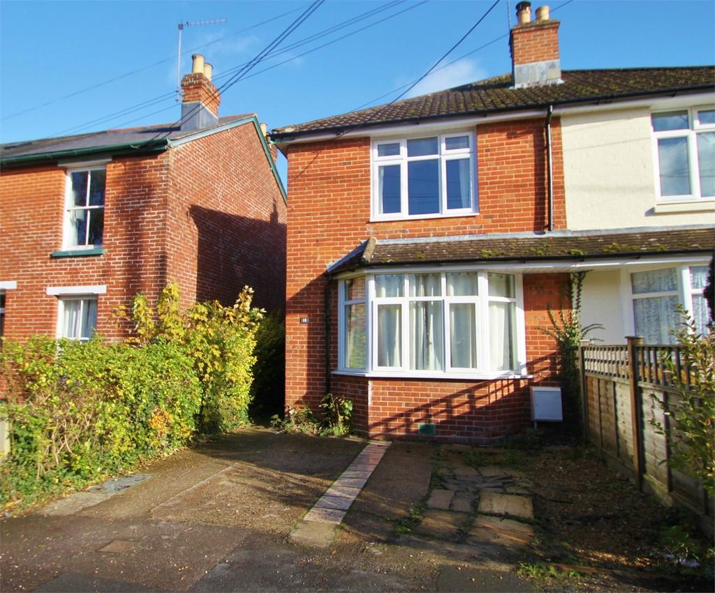 3 Bedrooms Semi Detached House for sale in Ashurst, SOUTHAMPTON, Hampshire
