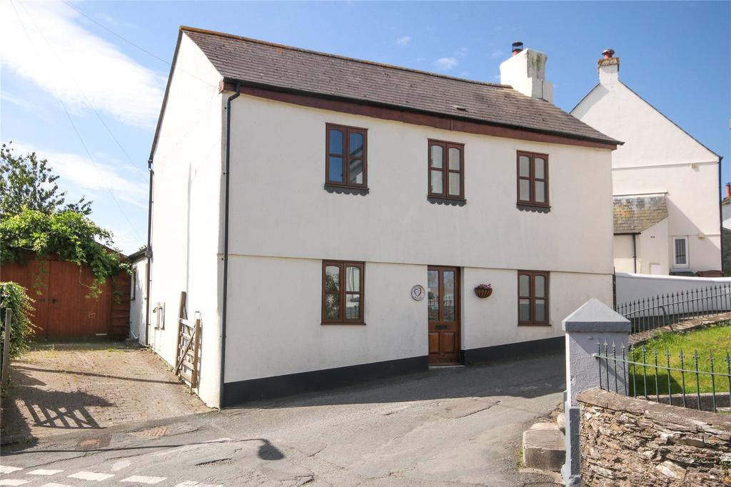 3 Bedrooms Detached House for sale in Village Cross Road, Loddiswell, Devon, TQ7