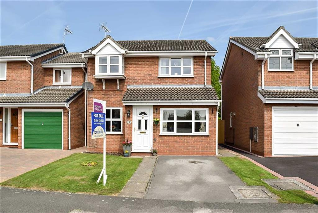 3 Bedrooms Detached House for sale in Livingstone Way